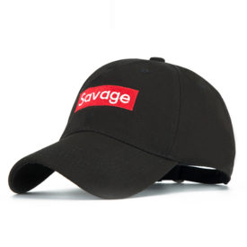 Savage Hip-Hop Baseball Cap