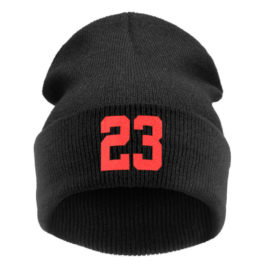 Unisex Winter Hip-Hop Hat
